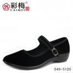 049-5120 【原5120】女士单鞋 工作鞋 婆婆鞋