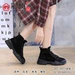 305-007 黑 百搭时尚优雅女单鞋
