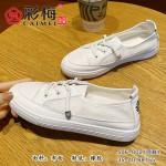 506-002 白色 韩版休闲百搭女网鞋