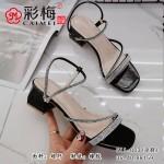 511-003 黑 时装优雅百搭女凉鞋