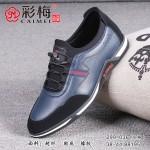 299-036 兰 【二棉】 潮流舒适男棉鞋